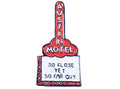 Austin Motel Lapel Pin