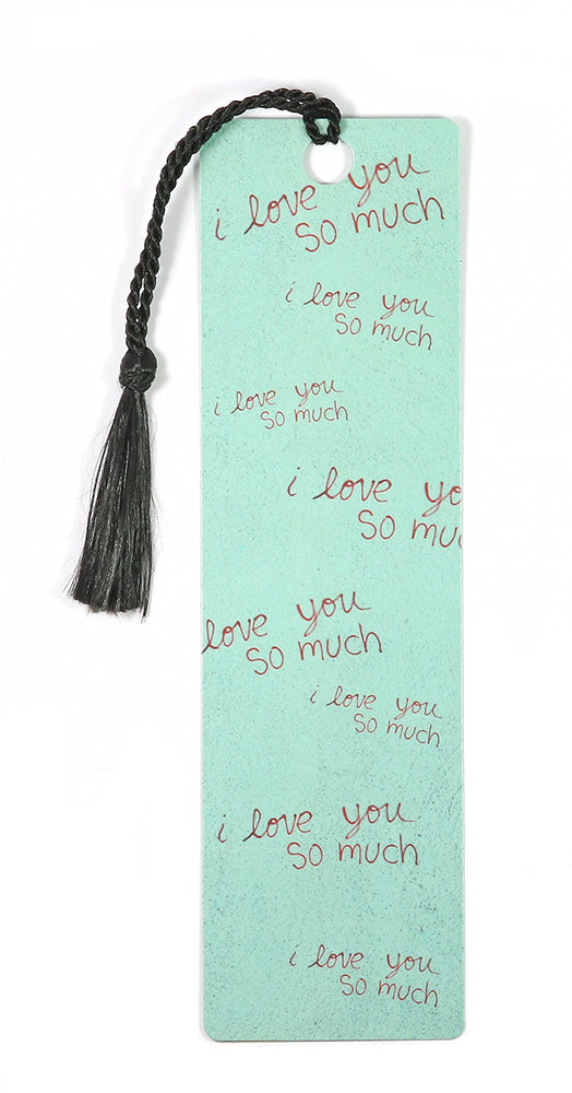 i love you so much Bookmark
