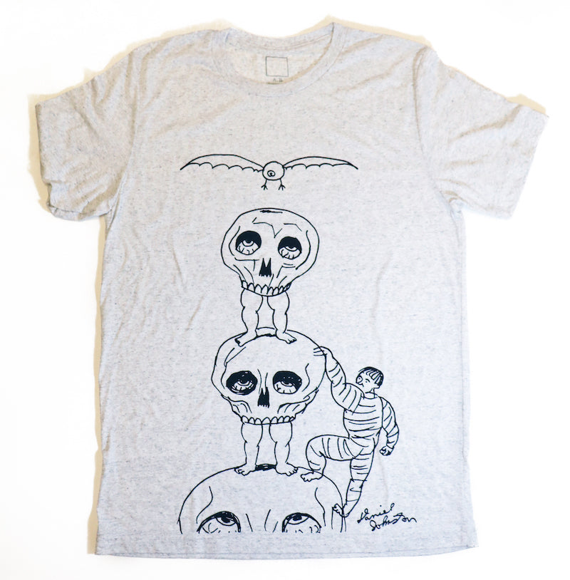Daniel Johnston Signature T-shirt