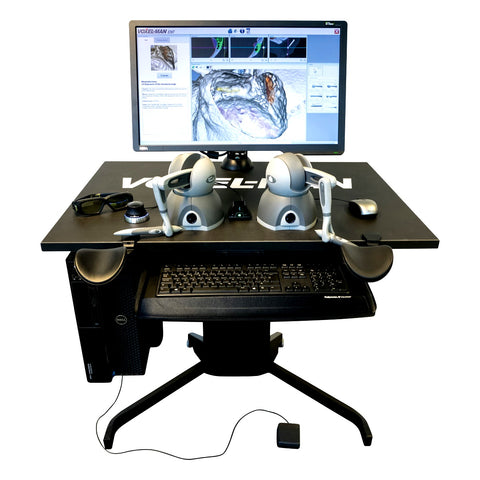 Dental Virtual Robotic Training Simulator