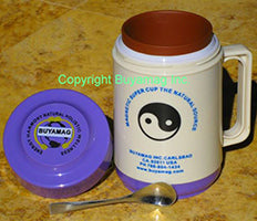 Magnetic Water Cup Beverages Magnetizing Cup