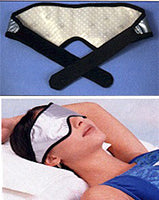 Magnetic Eye Mask Toothbrush