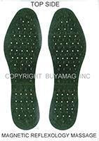 Magnetic Insoles Reflexology Massage