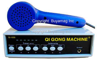 Qi Gong Chi Machine Infrasonic Magnetic Pulsating Field Massager