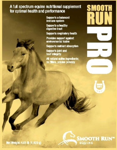 Horse Smooth Run Pro