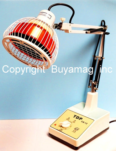 "TDP Lamp Infrared 5"" Head Table Top"