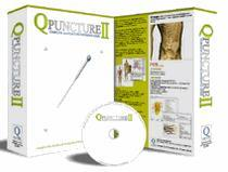 QPUNCTURE II  ENGLISH Software CD