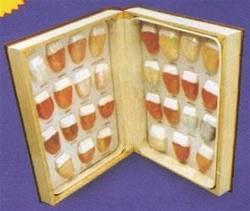 Acupuncture Tongue Models 30pc Set in a Box