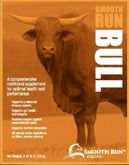 A comprehensive nutritional supplement formula to support optimal health of bulls