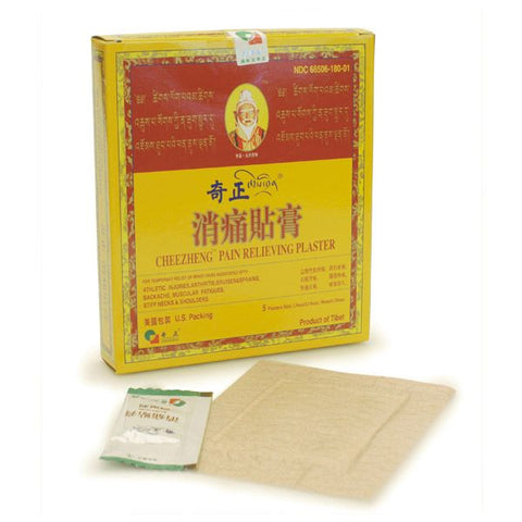 Chinese Cheezheng Plaster