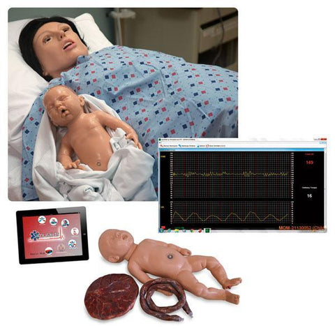 Smart Childbirth Simulator/Manikin