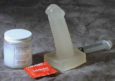 Safe Sex Condom Training Model