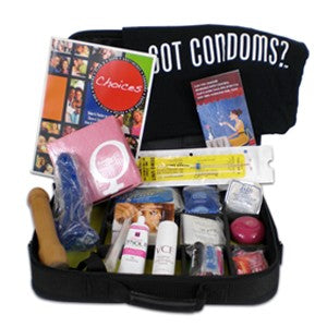 Contraceptive Demonstration Education Kit