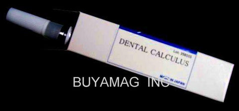 dental teeth calculus plaque