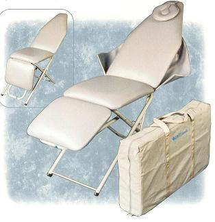 Dental Chair Ultra-Light Chair Aluminum With Scissor Base