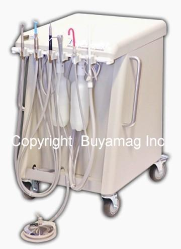 Dental Mobile Delivery System Self-Contained Field or Office Operatory