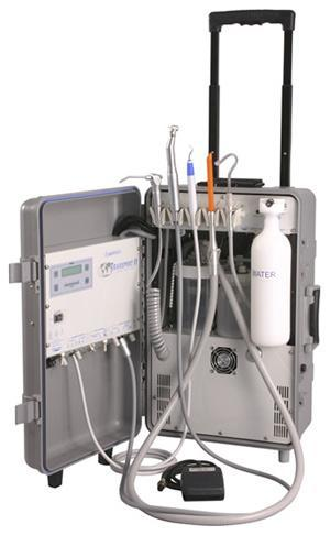 Portable Dental System Instruments
