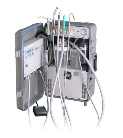 Dental Portable System Instruments & Fiber Optics