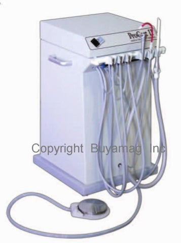 Dental Mobile System Self-Contained  Field or Office Operatory