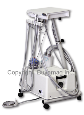 Dental Portable System Self-Contained Field or Office Operatory