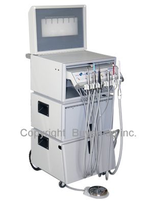 Dental Portable System Self-Contained Modular  Field or Office Operatory