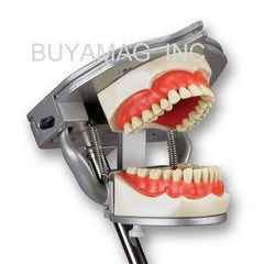 Dental Articulator & Quick Disconnect Magnetic System & Plates with optional