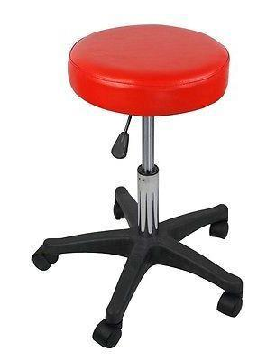 Dentists Stool Rolling Medical Ergonomic Stool  Pneumatic