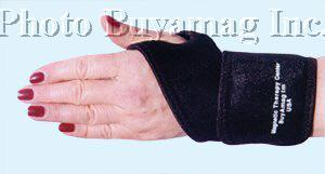 Deluxe Magnetic Wrist Support