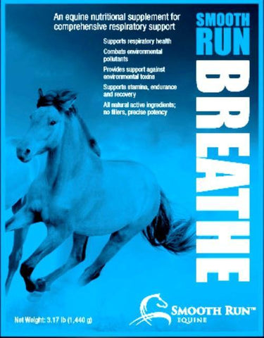 horse supplement nutrition smooth run beathe