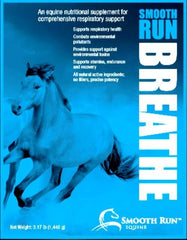 A nutritional supplement for horse optimal respiratory system allergy lungs health and breathe easy