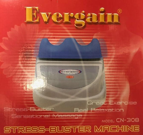 STRESS BUSTER AEROBIC EXERCISER HEALTH, FITNESS & RELAXATION!