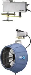 Humidifier Industrial Direct Feed Fogging Hanging Systems