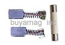 Herbal Grinder Replacement 1 Fuse 2 Brushes Set