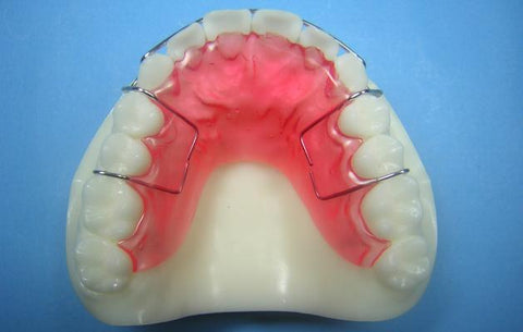 Standard Hawley Retainer Orthodontic Model