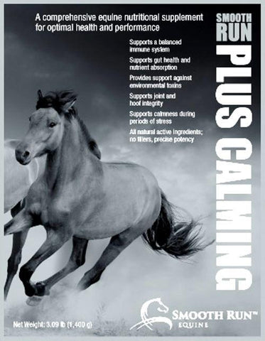 A comprehensive nutritional supplement for optimal horse health and performance
