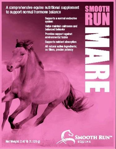 A comprehensive nutritional formula to support mare hormone balance