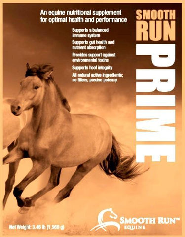 A nutritional supplement for optimal horse immune system, digestion health