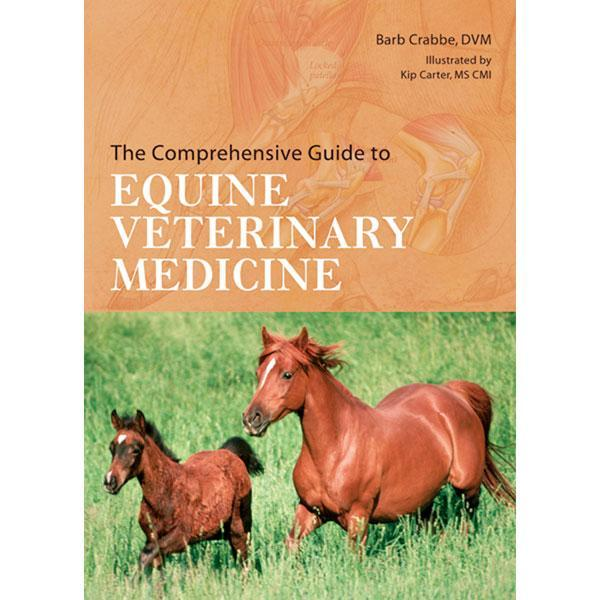 Horse Comprehensive Guide Manual Veterinary Book