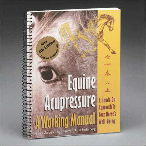 Horse Acupressure Manual Book