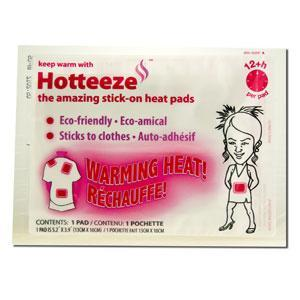 STICK TO CLOTHES AUTO - CLOTHES ADHESIVE HEAT PAD