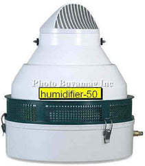 Humidifier Centrifugal Industrial Fogging Misting System Bench-Top Portable