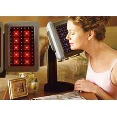 LED Technologies Rejuvenating Infrared Light DPL Two Panel Therapy System