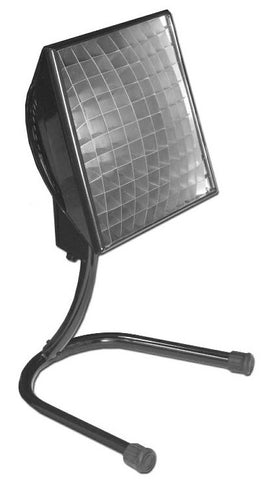 Equine Infrared Heater Portable Solar Light 1500w 120v  Patented Lenz  Residential Or Commercial Use