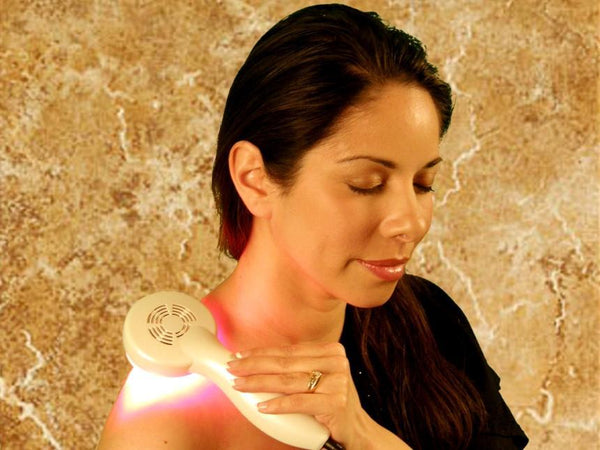 Infrared Nüve Deep Penetrating Red Light is Proven to Relieve Pain and Muscle Joint Aches and Stiffness in just minutes a day!