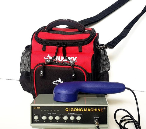 qigong machine carrying case