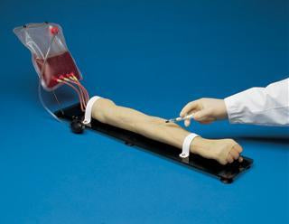 Multipurpose Intravenous Training Arm Simulator
