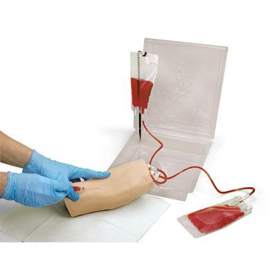 IV Training Arm Black or White Color