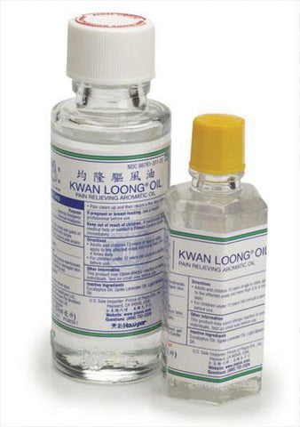 Kwan Loon Oil  30ml.  or 60ml.