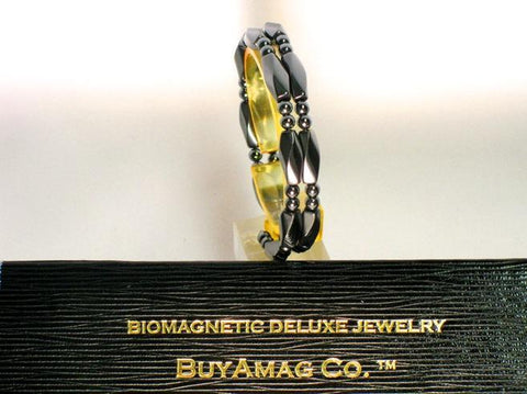 Magnetic Bracelets Wrap Around