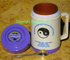 magnetizing water cup